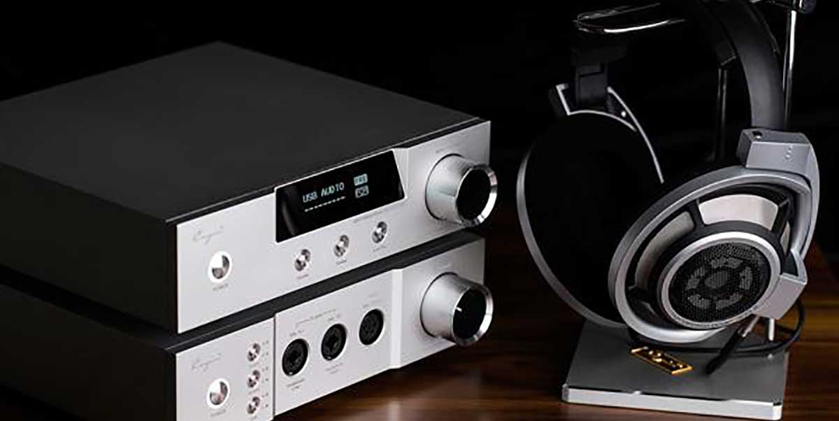 What is a headphone Amp DAC