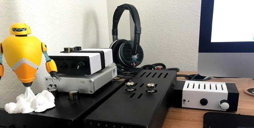 What is a headphone amp used for