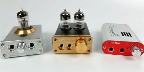 Best Tube Headphone Amplifier Reviews